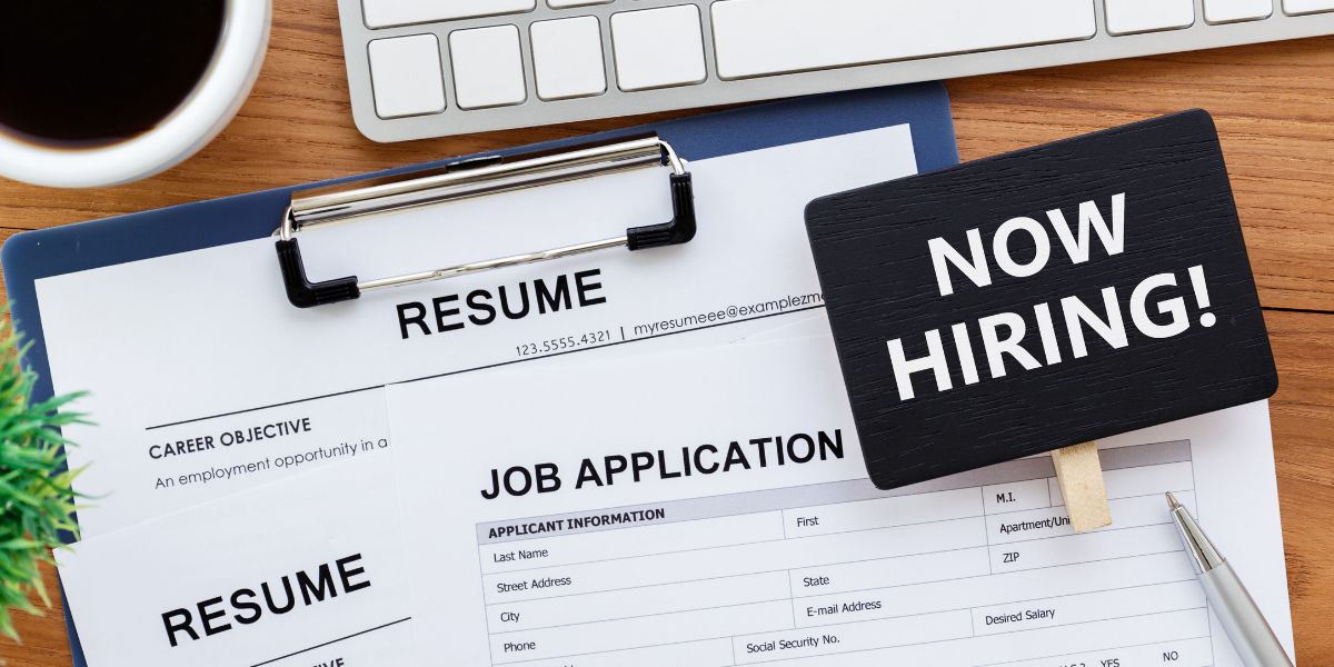 Paperwork and other effective hiring materials