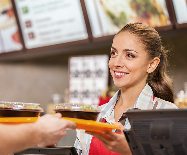 mcdonalds cashier